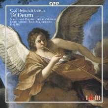Carl Heinrich Graun (1703-1759): Te Deum, Super Audio CD