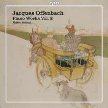 Jacques Offenbach (1819-1880): Sämtliche Klavierwerke Vol.2, CD