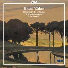 Bruno Walter (1876-1962): Symphonie d-moll, CD