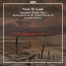 Niels Wilhelm Gade (1817-1890): Kammermusik Vol.1, CD