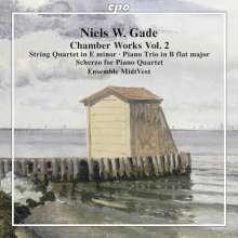 Niels Wilhelm Gade (1817-1890): Kammermusik Vol.2, CD