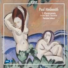 Paul Hindemith (1895-1963): Klaviersonate Nr.3, CD