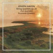 "Joseph Haydn (1732-1809): Streichquartette Nr.31-36 (op.20 Nr.1-6) ""Sonnenquartette"", 2 SACDs"