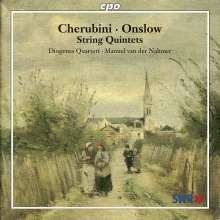 Georges Onslow (1784-1852): Streichquintette opp.19 & 51, CD