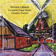 Vincent Lübeck (1654-1740): Sämtliche Orgelwerke, Super Audio CD