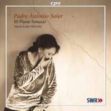 Antonio Soler (1729-1783): Klaviersonaten, CD