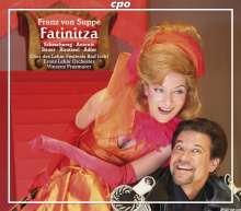 Franz von Suppe (1819-1895): Fatinitza, 2 CDs