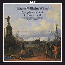 Johann Wilhelm Wilms (1772-1847): Symphonien Nr.1 C-Dur op.9 & Nr.4 c-moll op.23, SACD