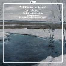 """Emil Nikolaus von Reznicek (1860-1945): Symphonie Nr.1 """"Tragische"""", CD"""