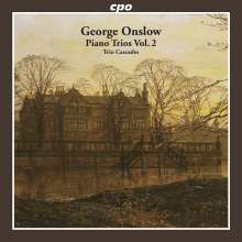 Georges Onslow (1784-1852): Klaviertrios Vol.2, CD