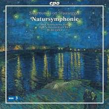 Siegmund von Hausegger (1872-1948): Natursymphonie, Super Audio CD