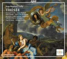 Jean-Baptiste Lully (1632-1687): Thesee, 3 CDs