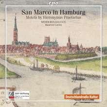 "Hieronymus Praetorius (1560-1629): Motetten - ""San Marco in Hamburg"", CD"