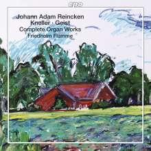 Johann Adam Reincken (1643-1722): Sämtliche Orgelwerke, Super Audio CD