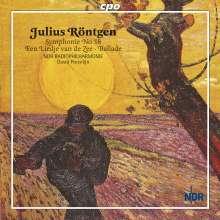 Julius Röntgen (1855-1932): Symphonie Nr.18, CD