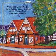 Norddeutsche Orgelmeister, SACD