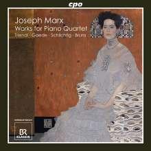 Joseph Marx (1882-1964): Werke für Klavierquartett, CD