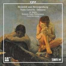 Heinrich von Herzogenberg (1843-1900): Violinkonzert A-Dur WoO 4, CD