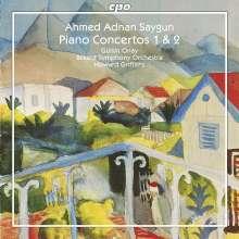 Ahmed Adnan Saygun (1907-1991): Klavierkonzerte Nr.1 & 2 (opp.34 & 71), CD