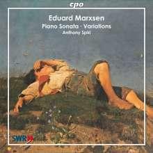 Eduard Marxsen (1806-1887): Klavierwerke, CD