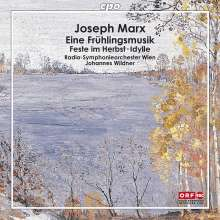 Joseph Marx (1882-1964): Orchesterwerke, CD