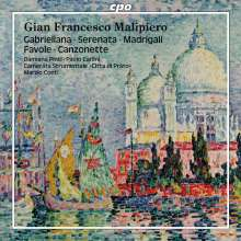 Gian Francesco Malipiero (1882-1974): Orchesterwerke, CD