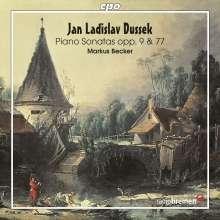 Johann Ludwig Dussek (1760-1812): Klaviersonaten Vol.2, CD