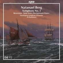 "Natanael Berg (1879-1957): Symphonie Nr.3 ""Makter"", CD"
