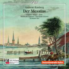 Andreas Romberg (1767-1821): Der Messias, CD