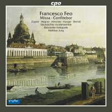 Francesco Feo (1691-1761): Missa, CD