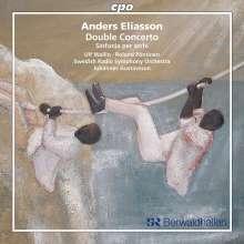 Anders Eliasson (1947-2013): Sinfonia für Streicher, CD