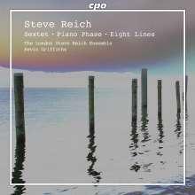 Steve Reich (geb. 1936): Sextet (1984), CD