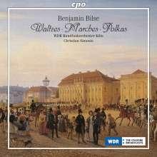 Benjamin Bilse (1816-1902): Walzer, Märsche, Polkas, CD