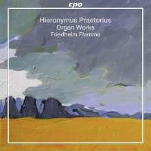 Hieronymus Praetorius (1560-1629): Orgelwerke, 2 Super Audio CDs