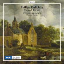 Philipp Dulichius (1562-1631): 18 Motetten, CD