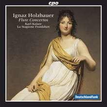 Ignaz Holzbauer (1711-1783): Flötenkonzerte, CD