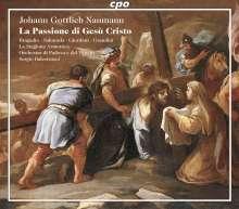 Johann Gottlieb Naumann (1741-1801): La Passione di Gesu Cristo, 2 CDs
