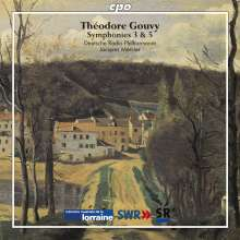 Louis Theodore Gouvy (1819-1898): Symphonien Vol.1, CD