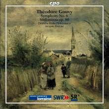 Louis Theodore Gouvy (1819-1898): Symphonien Vol.2, CD