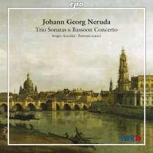 Johann Baptist Georg (Jiri) Neruda (1708-1780): Triosonaten Nr.2,4-6, CD