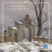 Johannes Brahms (1833-1897): Orgelwerke, Super Audio CD