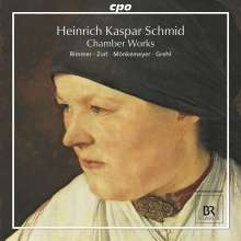 Heinrich Kaspar Schmid (1874-1953): Kammermusik, CD