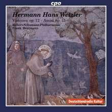 Hermann Hans Wetzler (1870-1943): Orchesterwerke, CD
