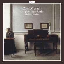 Carl Nielsen (1865-1931): Klavierwerke (Ges.-Aufn.), 2 CDs