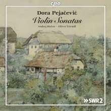Dora Pejacevic (1885-1923): Werke für Violine & Klavier, CD