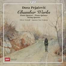 Dora Pejacevic (1885-1923): Streichquartett op.25, 2 CDs