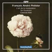 Francois-Andre Danican Philidor (1726-1795): L'Art de la Modulation, CD