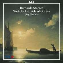 Bernardo Storace (1637-1707): Werke für Cembalo & Orgel, CD
