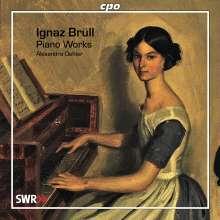 Ignaz Brüll (1846-1907): Klavierwerke, CD
