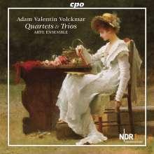 Adam Valentin Volckmar (1770-1851): Trios & Quartette, CD